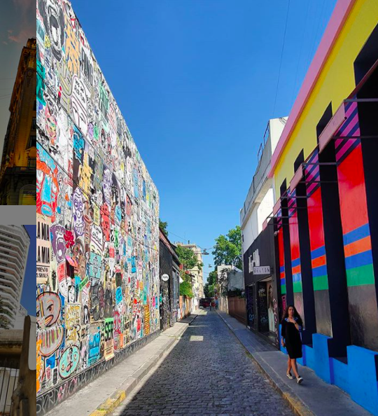 The Best Neighborhoods To Get Lost In Buenos Aires - wandering and tasting