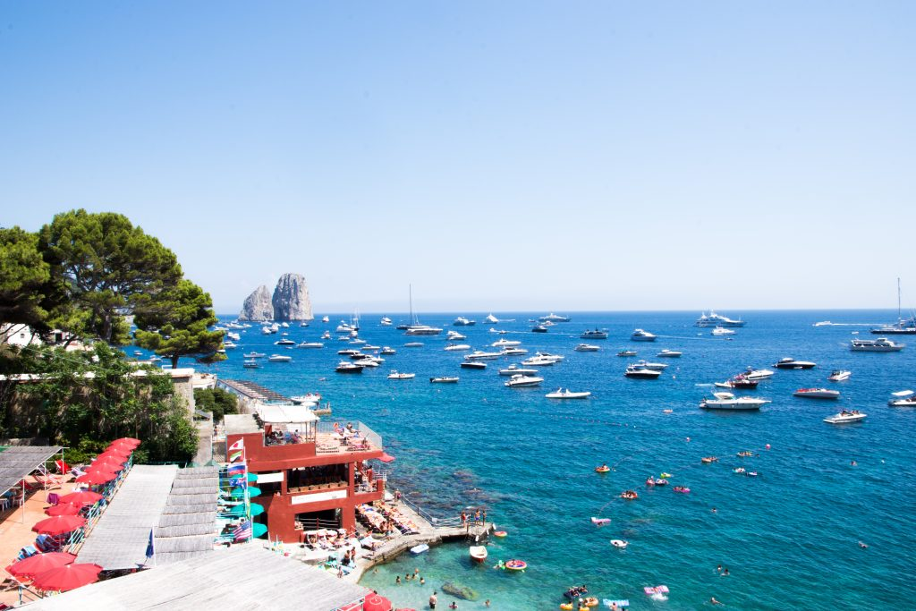 Italian summer destinations - wandering and tasting