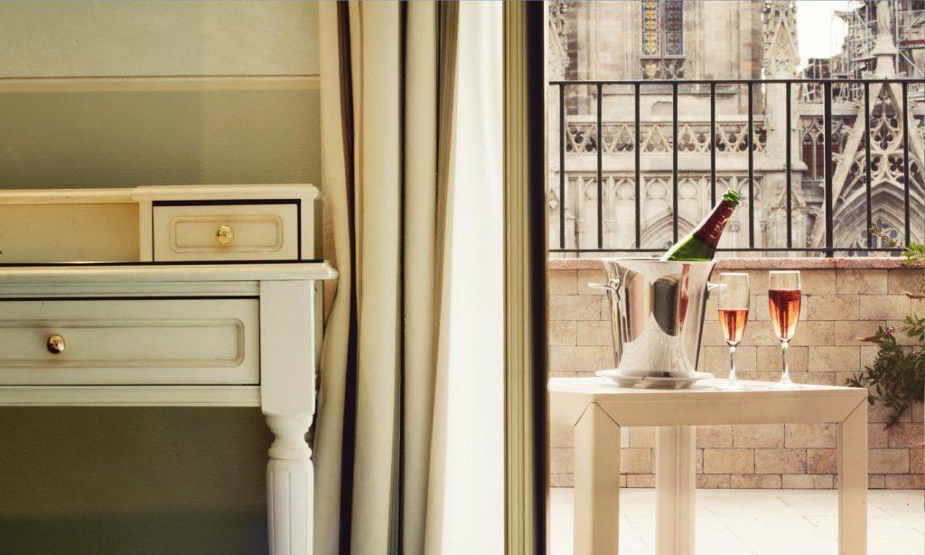 Regencia Colón Hotel - Barcelona - wandering and tasting
