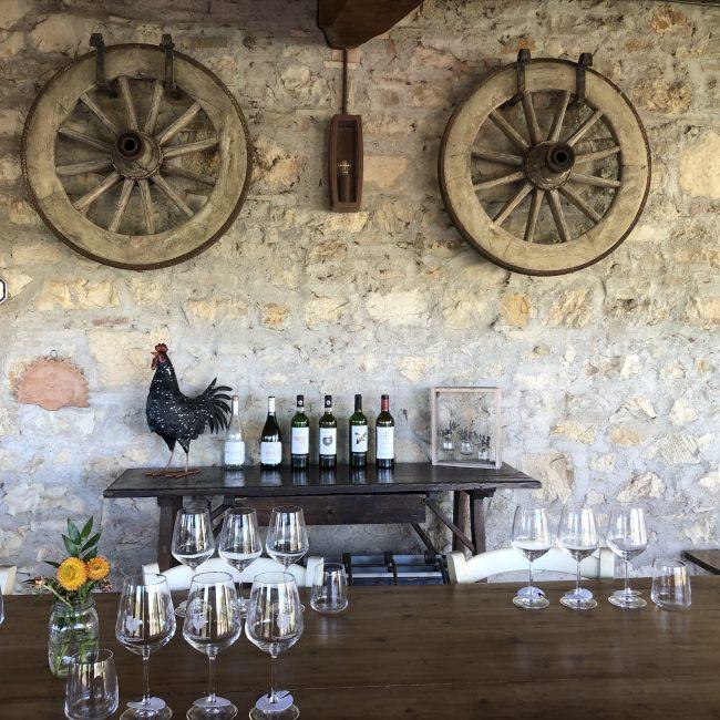 querceto di castellina - wandering and tasting