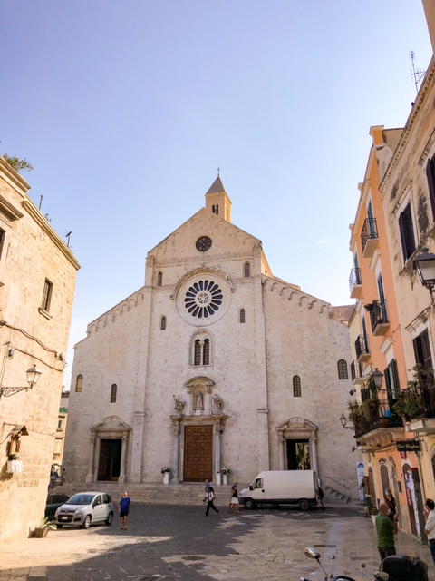 discovering puglia - wandering and tasting